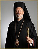 His Grace the Right Reverend Irinej (Dobrijevic). (Image courtesy of easterndiocese.org)