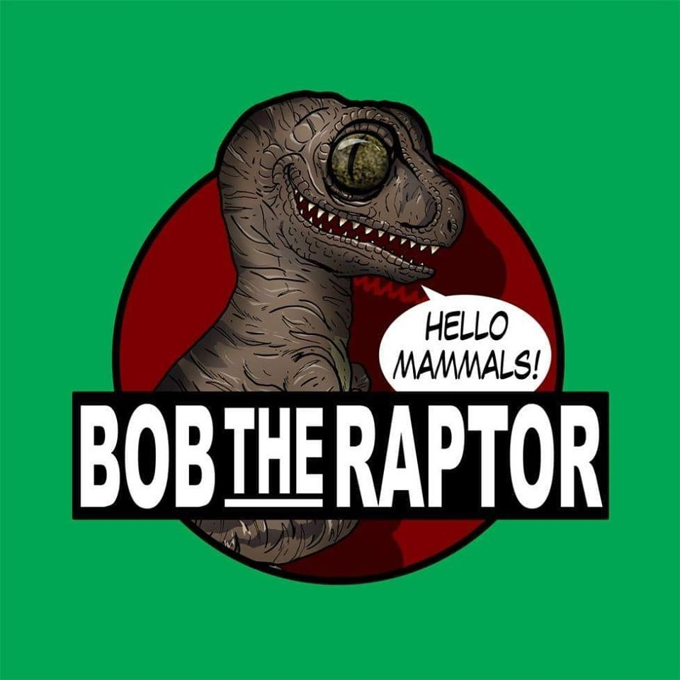 Bob the Raptor Food Critic