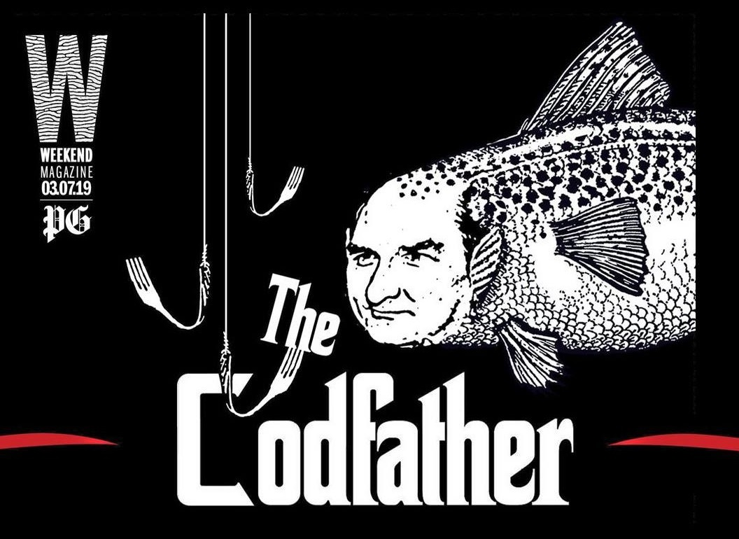 The Codfather Food Critic